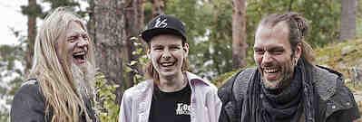 Powerless Trio, Puikkari, Kuopio, 9.2.2018