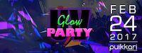 UV Glow Party x Puikkari Kuopio Pe 24.2.@Puikkari