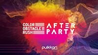 Color Obstacle Rush Kuopio Afterparty La 19.8. Puikkari