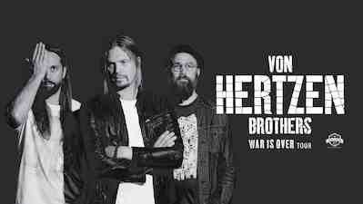 Von Hertzen Brothers La 10.3.18 Puikkari Kuopio