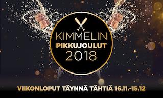 Kimmelin pikkujoulut 2018