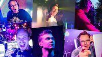 dj harald, dj aq, dj aerox, screen, bileet, klubi, live, musiikki