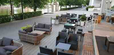 radisson blu marina palace hotel grill it! marina terassi aurajokiranta ulkoravintola turku