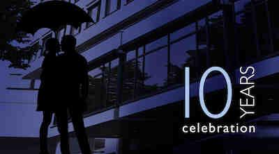 Turun Marina Palace Radisson Blu hotellina 10-vuotta!