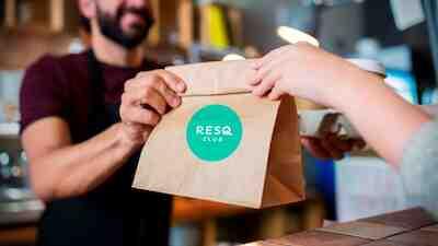 ResQ Club sovellus ruokahävikki take away Turku Kaarina Raisio S-ravintolat COffee House Presso Trattoria Grill it! Kulman Kuppila