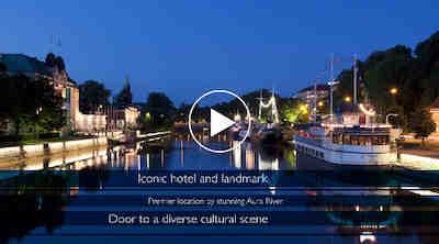 Radisson Blu Marina Palace - Licence to Thrill