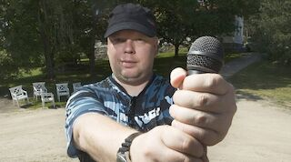 DJ Showman Jarcco Kirsta bileet karaoke