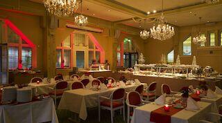 joululounas joulubuffet YläBörs, Original Sokos Hotel Hamburger Börs