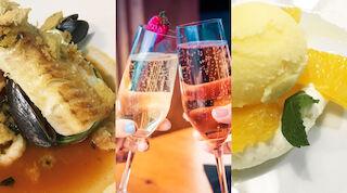 vappu, buffet, lounas, masuuni, ilves, juhla, kattaus, visit tampere, koskikeskus