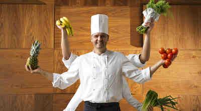 Brain Food -ruoka pitää osallistujat keskittyneinä ja energisinä