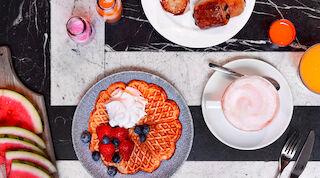 Tervetuloa Super breakfast - aamiaiselle!