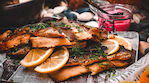 Uusi terveellinen Brain Food lounas Radisson Blu Espoon Ravintola Rannassa
