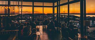 Moro Sky Bar, Tampere ravintolat, drinkit, cocktail, viini