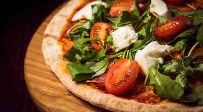Papa Albertin pizza
