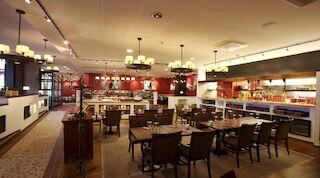 Original Sokos Hotel Pasila Sevilla ravintola