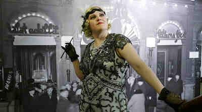 Uudenvuodenaaton illallinen Shirley Sparks Vintage Duon seurassa 1920-luvun Hollywoodin tunnelmissa. Alk. S-Etukortilla 58€/hlö.