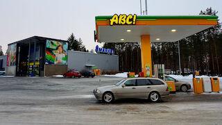 ABC S-market Tikkakoski