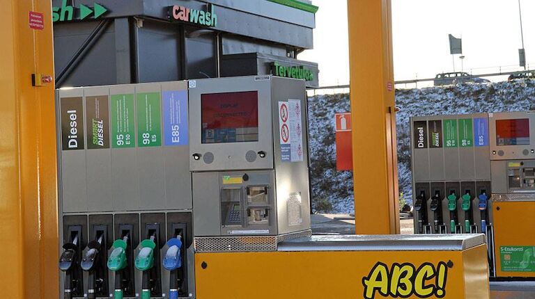 E85 Gas Stations >> Contact Info And Services Abc S Market Vaajala Stations