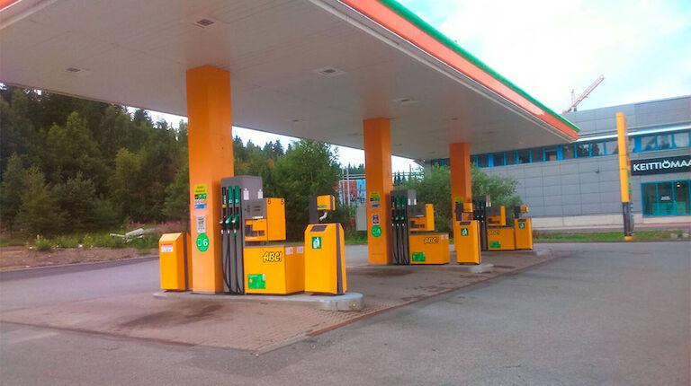 ABC Prisma Kaleva Tampere | Asemat | FI | ABC-asemat