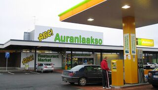 Lähi ABC! Auranlaakso, Turku