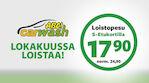 autopesu ABC CarWash Prisma Itäharju Turku loistopesu