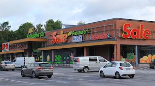 Lähi ABC! Koulukatu Hesburger, Turku