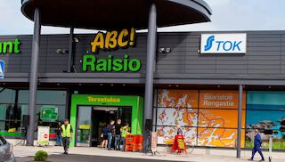 ABC Raisio Hesburger