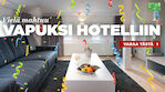 Vappu Sokos Hotellissa