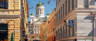 Helsinki kesällä