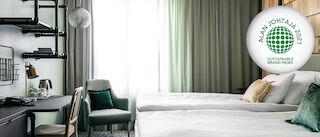 Sokos Hotels Vastuullisin hotelliketju Sustainable Brand Index