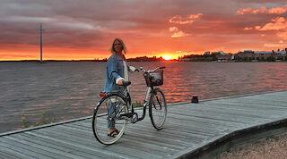 Lainaa polkupyörä hotellista